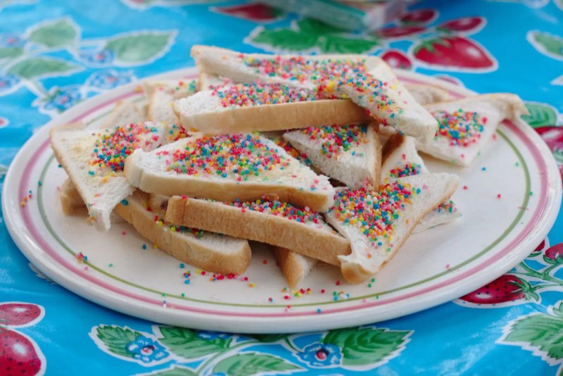 What is Fairy Bread?