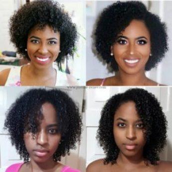 Natural Hair Progress