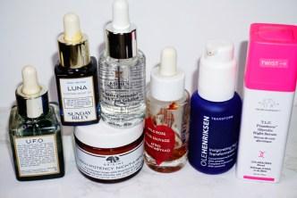 Night serum - Skin Care