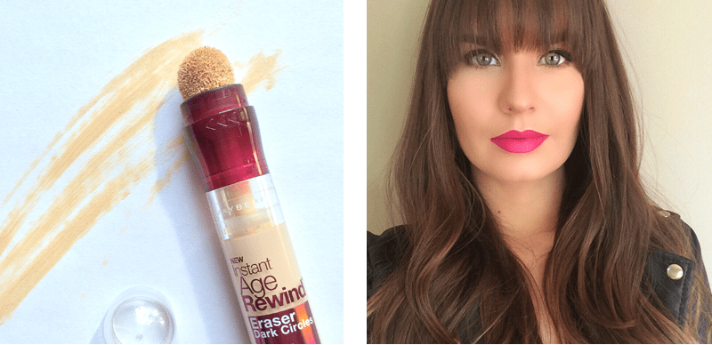 Best in Beauty | March | Maybelline Instant Age Rewind Concealer | Neutralizer Photos, Review, Swatches // JustineCelina.com