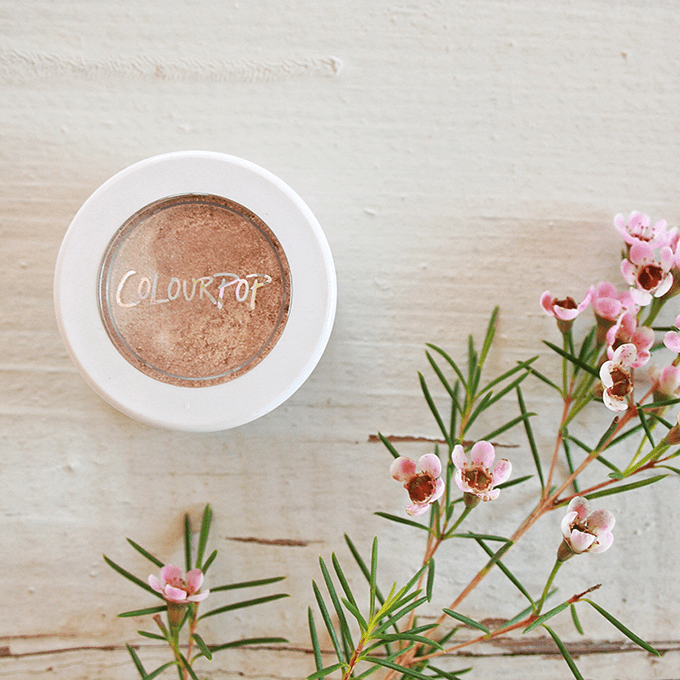 Best in Beauty | April 2015 | Colourpop SuperShock Shadow in Fringe // JustineCelina.com