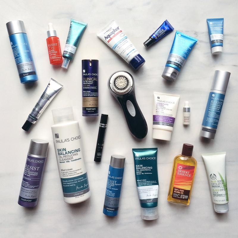 Skincare 101 + My Routine // JustineCelina.com