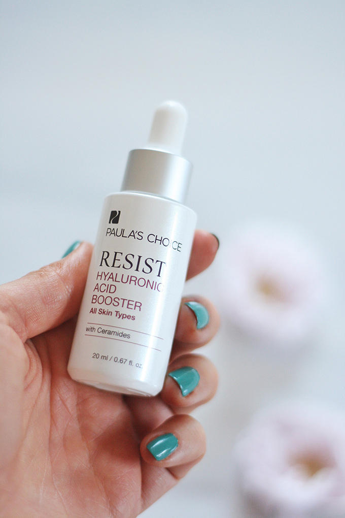 Paula's Choice Resist Hyaluronic Acid Booster Review // JustineCelina.com