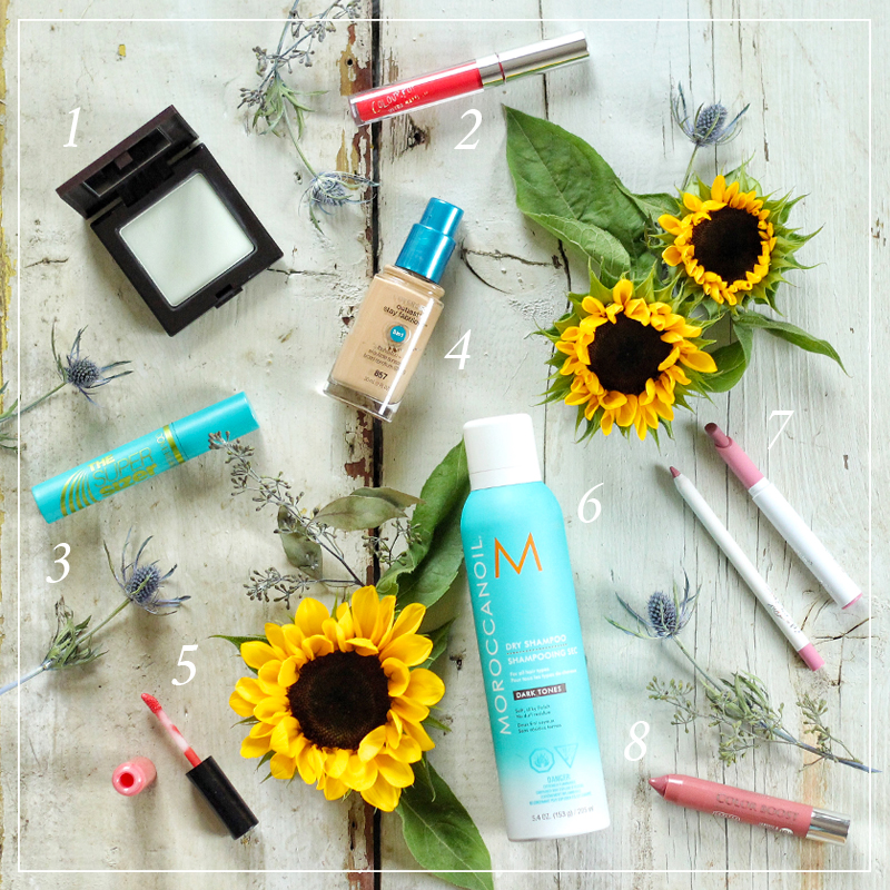 Best in Beauty | August 2015 // JustineCelina.com