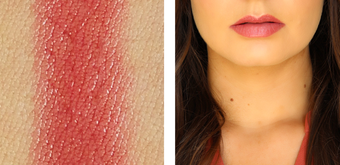 Bourjois Colour Boost Lipstick in Sweet Macchiato Photos, Review, Swatches