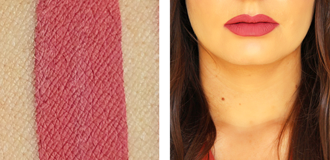 Colourpop Ultra Matte Lip in Bumble Photos, Review, Swatches