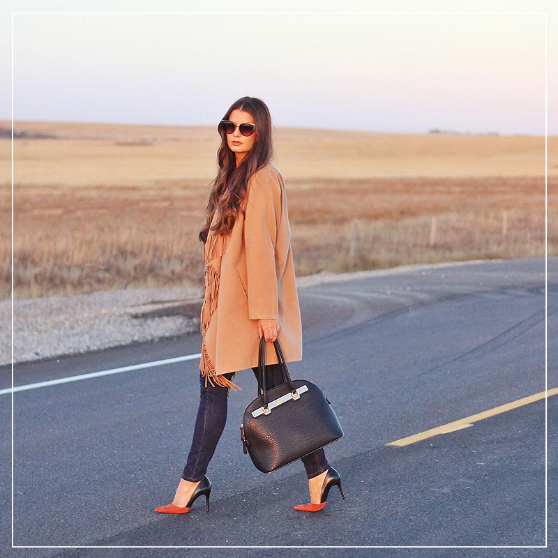 Fall Style Staples // JustineCelina.com