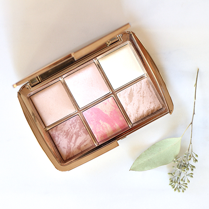 Best in Beauty   Hourglass Ambient Lighting Edit Palette Photos, Review, Swatches   October 2015 // JustineCelina.com