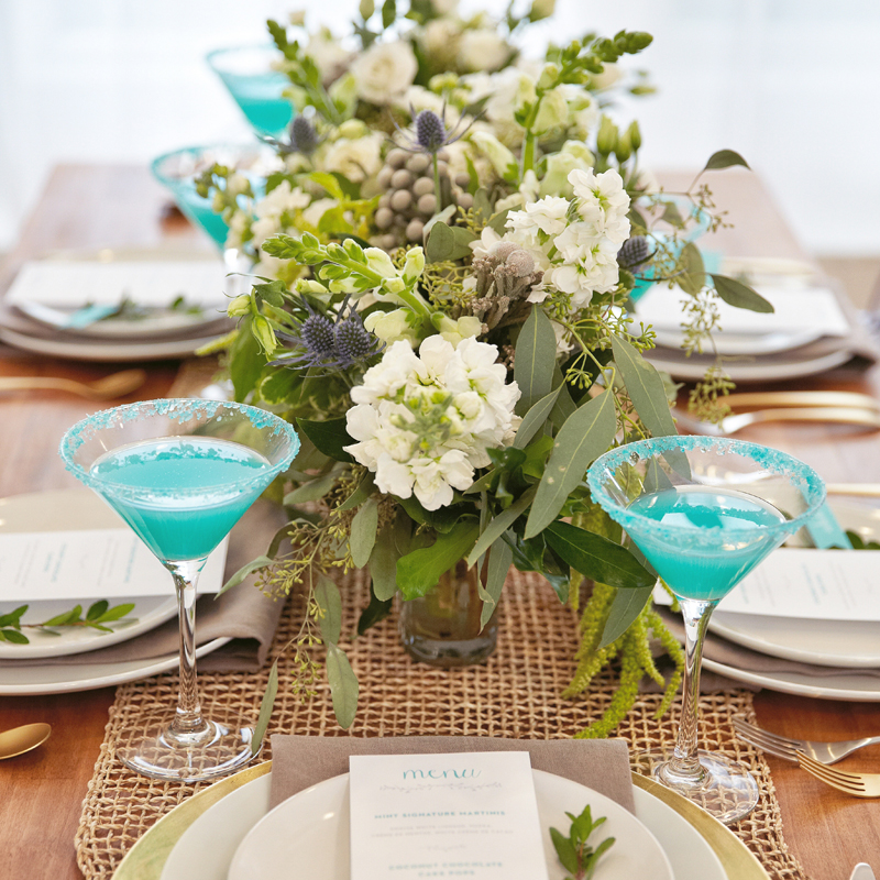 Styled Shoot | Mint Event Management // JustineCelina.com