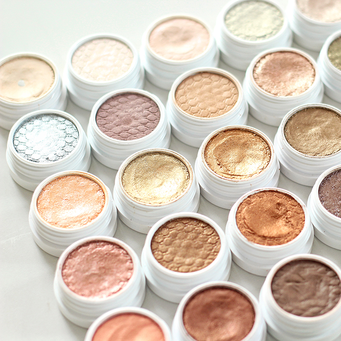 2015 Beauty Favourites   Colourpop Super Shock Eyeshadows Photos, Review, Swatches // JustineCelina.com