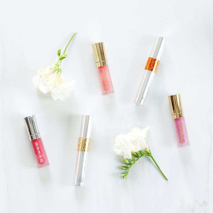 2015 Beauty Favourites | Buxom Full On Lip Polish & Lip Cream Photos, Review, Swatches | Yves Saint Laurent Volupté Tint-In-Oil Photos, Review, Swatches // JustineCelina.com