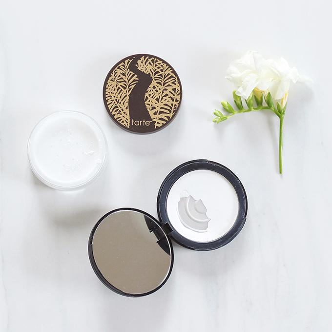 2015 Beauty Favourites | Tarte Smooth Operator Amazonian Clay Finishing Powder Photos, Review, Swatches | e.l.f. e.l.f. Studio Perfect Finish HD Powder Photos, Review, Swatches // JustineCelina.com