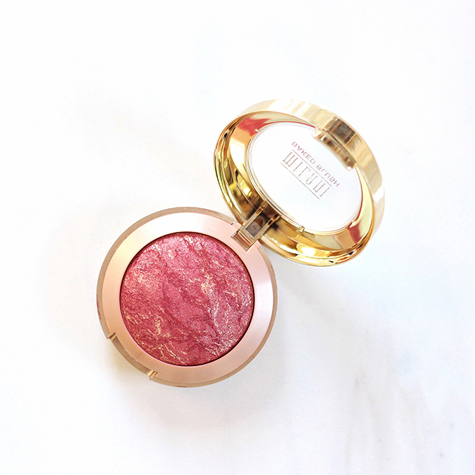Best in Beauty | December 2015 | Milani Baked Blush in Red Vino Photos, Review, Swatches // JustineCelina.com