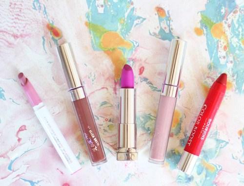 5 Unconventional Spring Lip Colours // JustineCelina.com