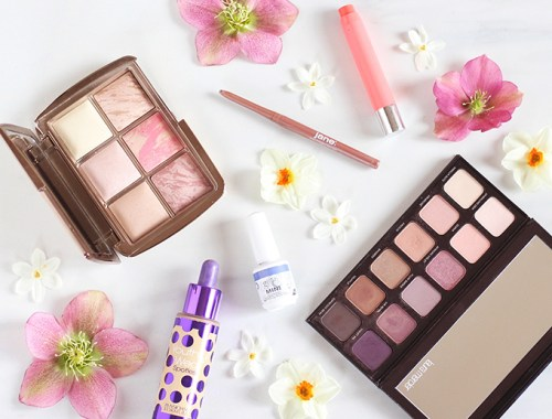 March 2016 Beauty Favourites // JustineCelina.com