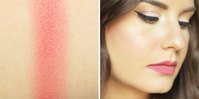 Essence Blush Up Blush in Heat Wave Photos, Review, Swatches // JustineCelina.com