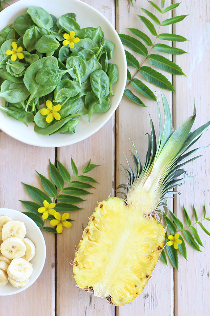 Zespri SunGold Kiwifruit Golden Kiwi Piña Colada Popsicles // JustineCelina.com