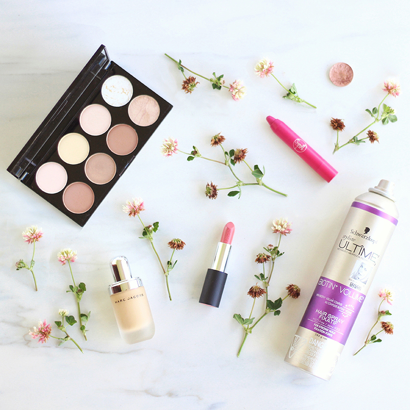 June 2016 Beauty Favourites // JustineCelina.com