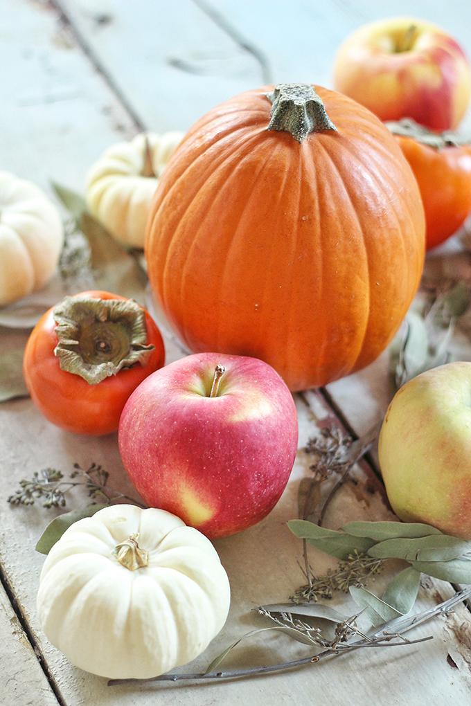 How to Make Homemade Pumpkin Puree // JustineCelina.com
