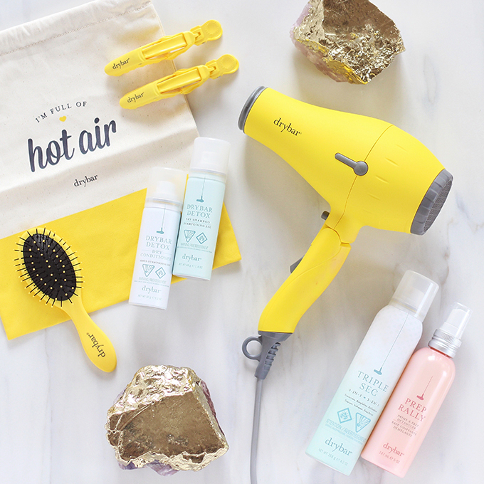Luxury Products Worth the Splurge | DryBar Photos, Review // JustineCelina.com
