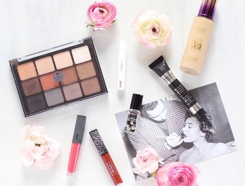 January 2017 Beauty Favourites // JustineCelina.com
