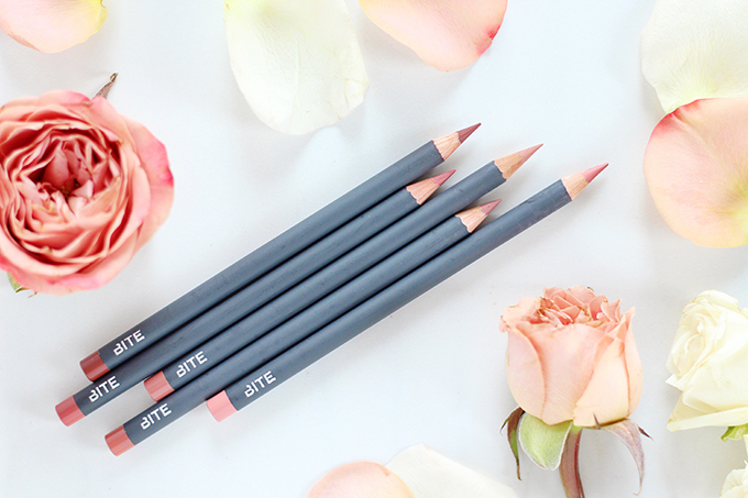 Bite Beauty The Lip Pencil Photos, Review // Spring 2017 Beauty Trend Guide // JustineCelina
