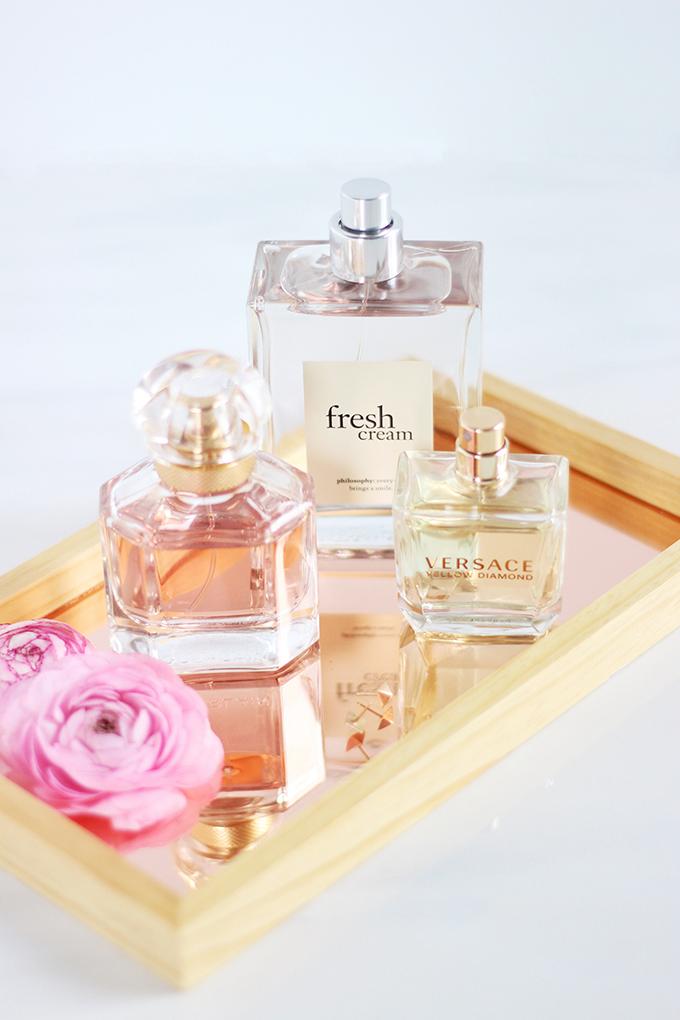 Spring / Summer 2017 Fragrance Edit // JustineCelina.com