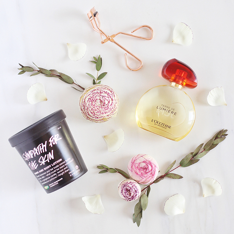 April 2017 Beauty Favourites // JustineCelina.com