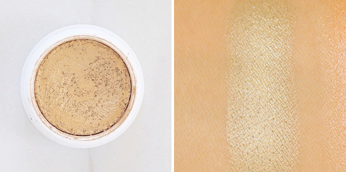 Colourpop Super Shock Shadow in Get Lucky Photos, Review, Swatches // JustineCelina.com