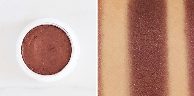 Colourpop Super Shock Shadow in Mooning Photos, Review, Swatches // JustineCelina.com