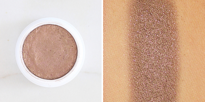 Colourpop Super Shock Shadow in So Quiche Photos, Review, Swatches // JustineCelina.com