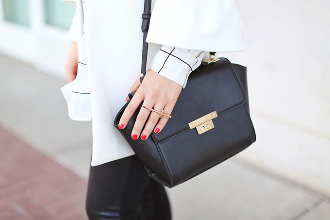 Autumn 2017 Trend Guide   Street Chic   Biggest Fall 2017 Trends   Best Leather Mini Bags for Fall 2017   Calgary Fashion Blogger // JustineCelina.com