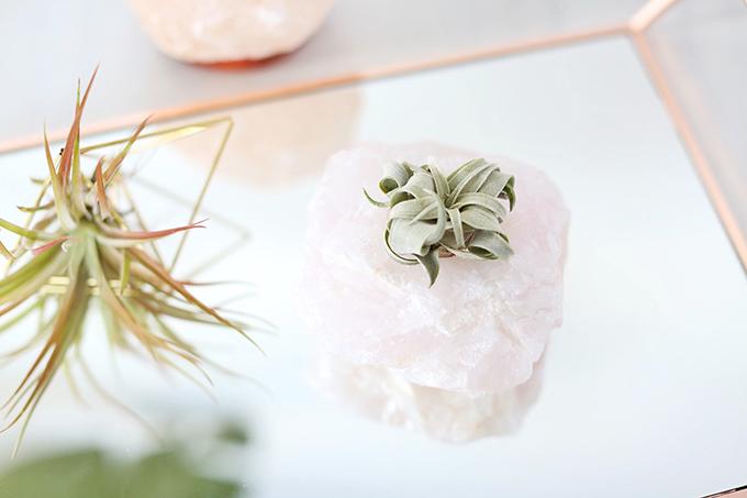Rose Quartz Natural Stones Photos, Review   December 2017 Favourites // JustineCelina.com