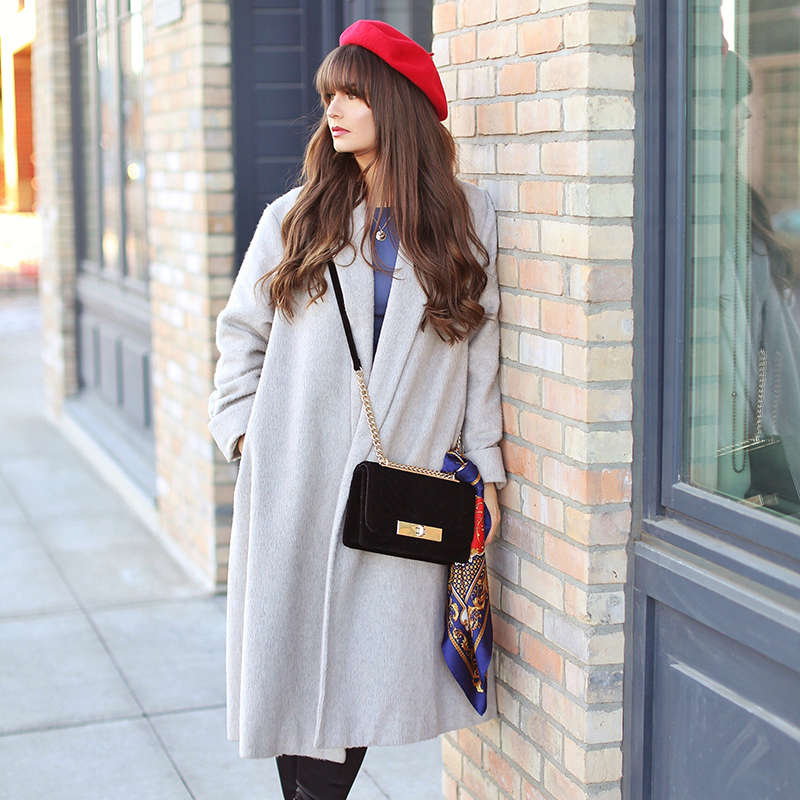 January Blues, 2018 Plans + My 300th Blog Post! | Winter 2018 Top Fashion Trends | Calgary Fashion + Lifestyle Blogger // JustineCelina.com