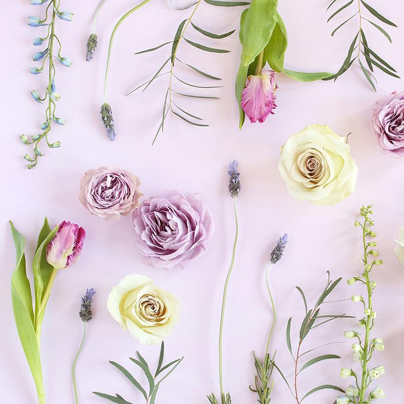 Digital Blooms April 2018 | Free Pantone Inspired Desktop Wallpapers for Spring | Free Lavender Floral