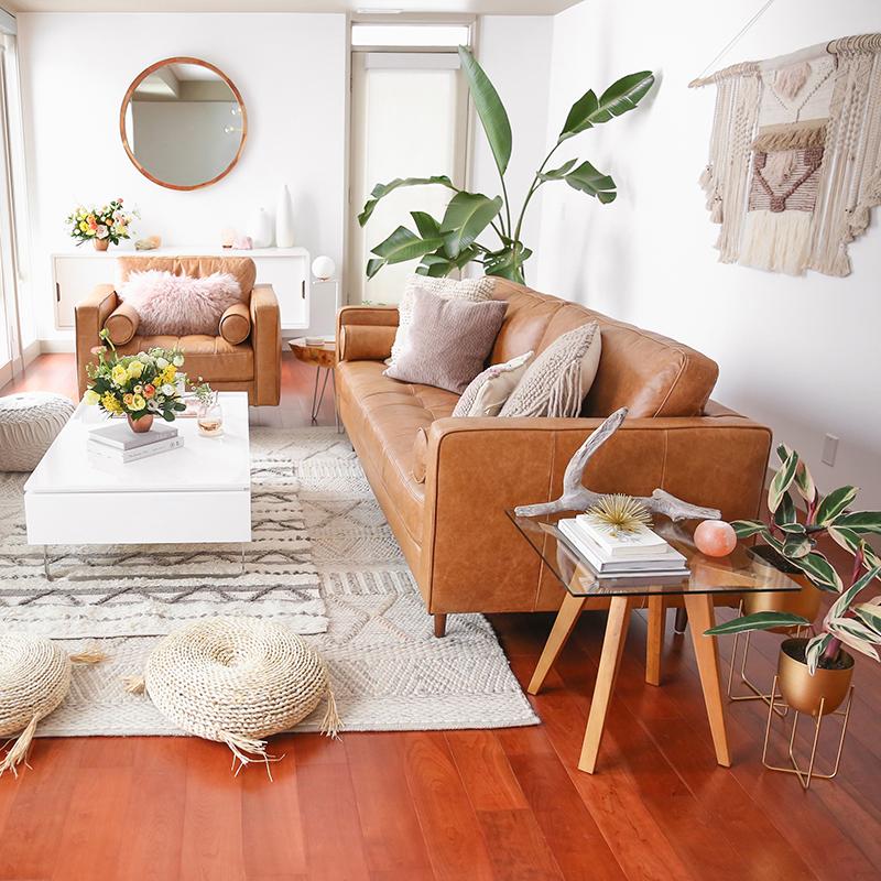 Living Room Furniture Canada: JustineCelina - A Creative Lifestyle Blog