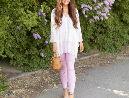 Spring 2018 Trend Guide | Lavender Love | Calgary, Alberta Fashion Blogger // JustineCelina.com