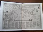 Each volume comes with a map of the languages in which Alice's Adventures in Wonderland were translated.