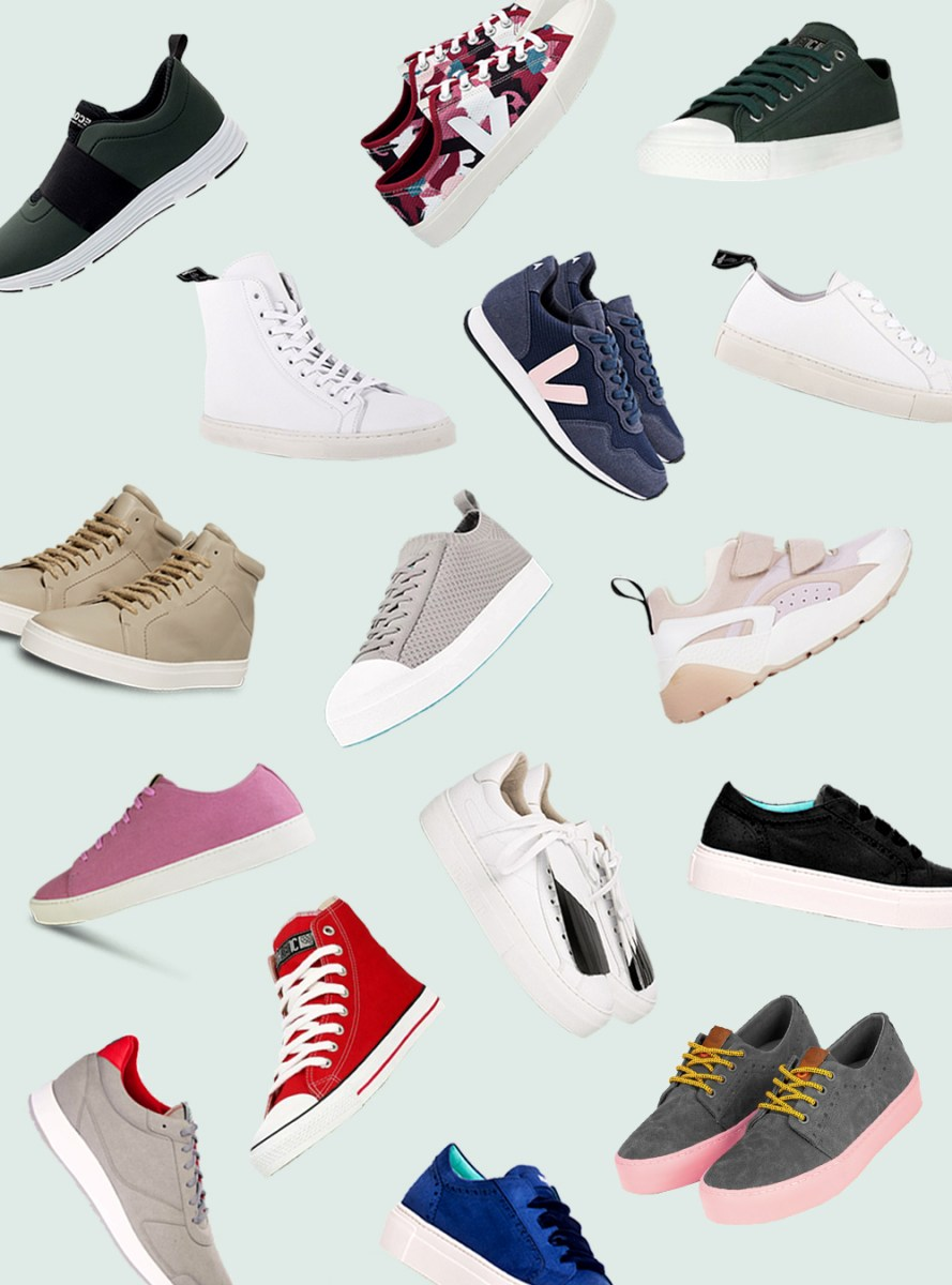 Justine's Pick: Der vegane & faire Sneakers-Guide
