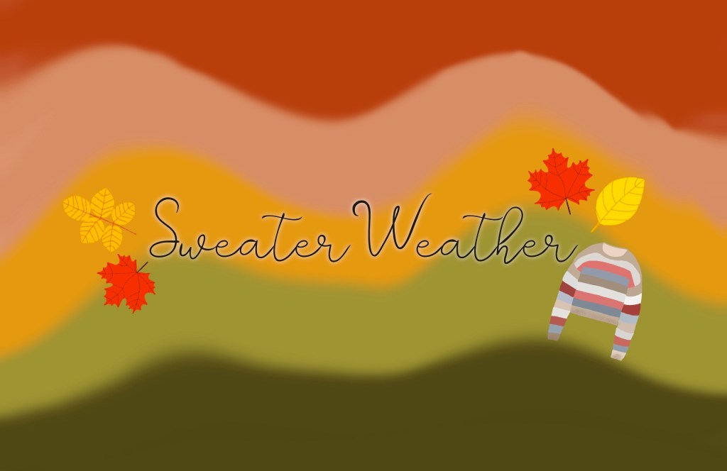 Sweater Weather Desktop Wallpaper