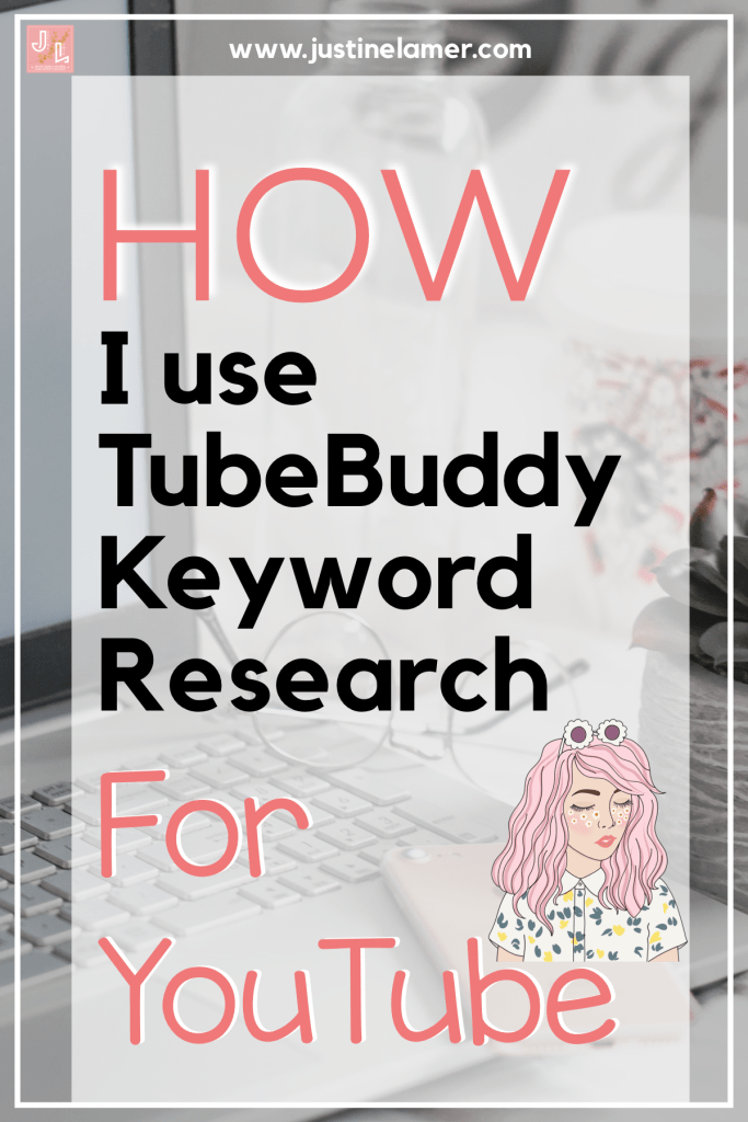 How I use tubebuddy keyword research for YouTube