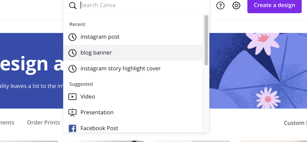 how to make free Instagram highlight covers in Canva