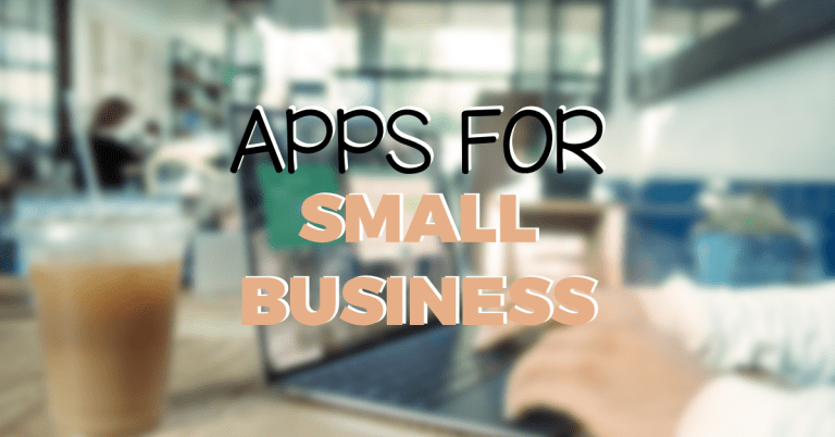 5 APPS YOU NEED TO RUN YOUR SMALL BUSINESS