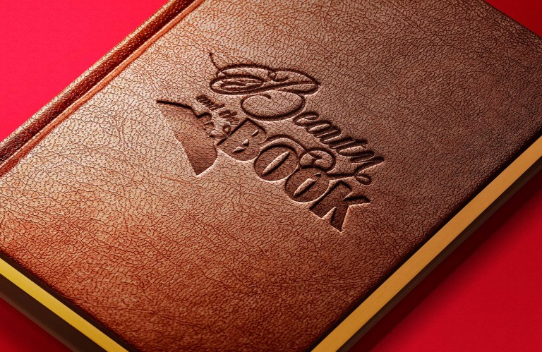 Beauty and the book branding