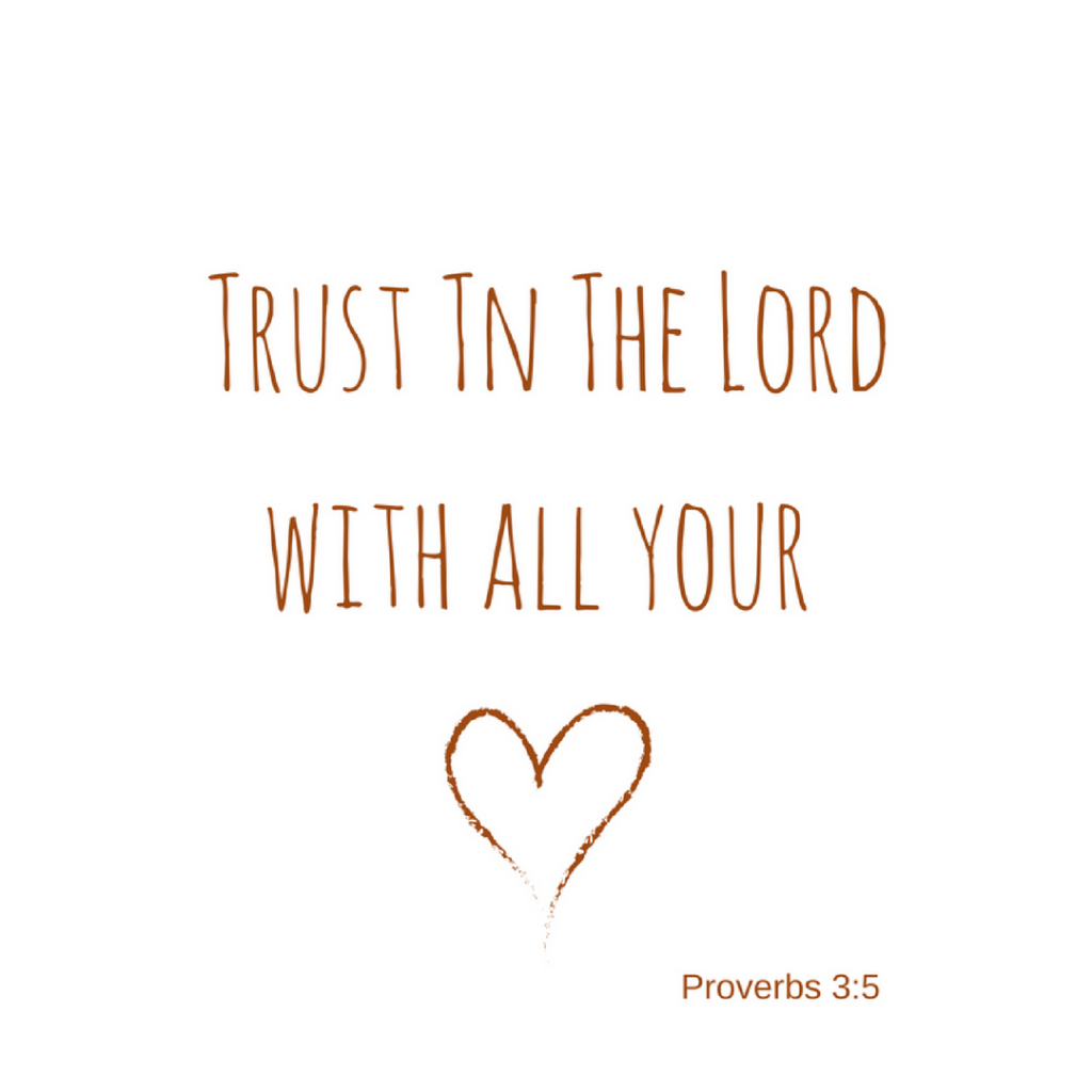 Bible Verses About Trusting God 10 Verses That Will
