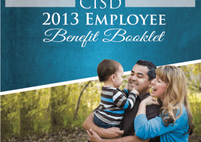 Insurance Benefit Booklet Design