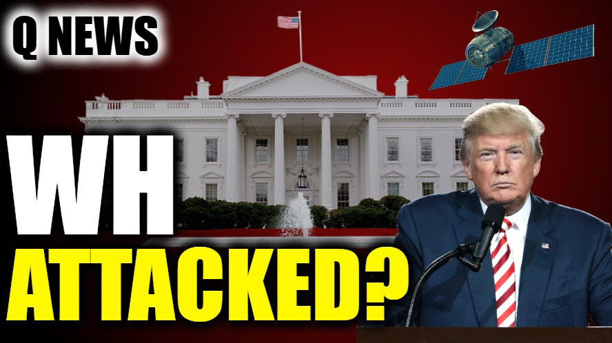 Did THEY Attack The White House Today?