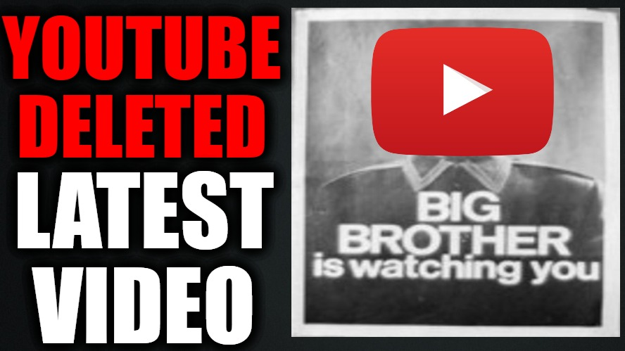 YouTube Deleted My Latest Video…