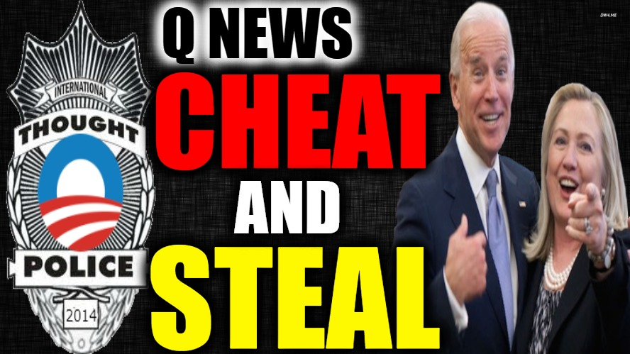 CHEAT & STEAL!