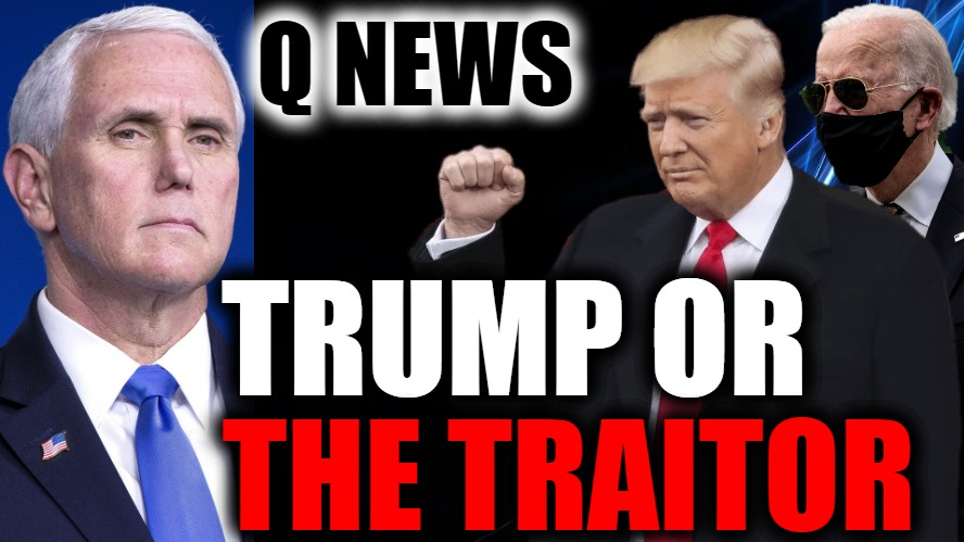 Trump Or The Traitor?
